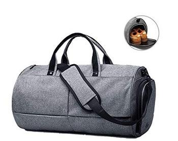 a777a1376 Travel Tote Bag Gym Bag Shoe Compartment Big Capacity Gym Duffle Bag ...